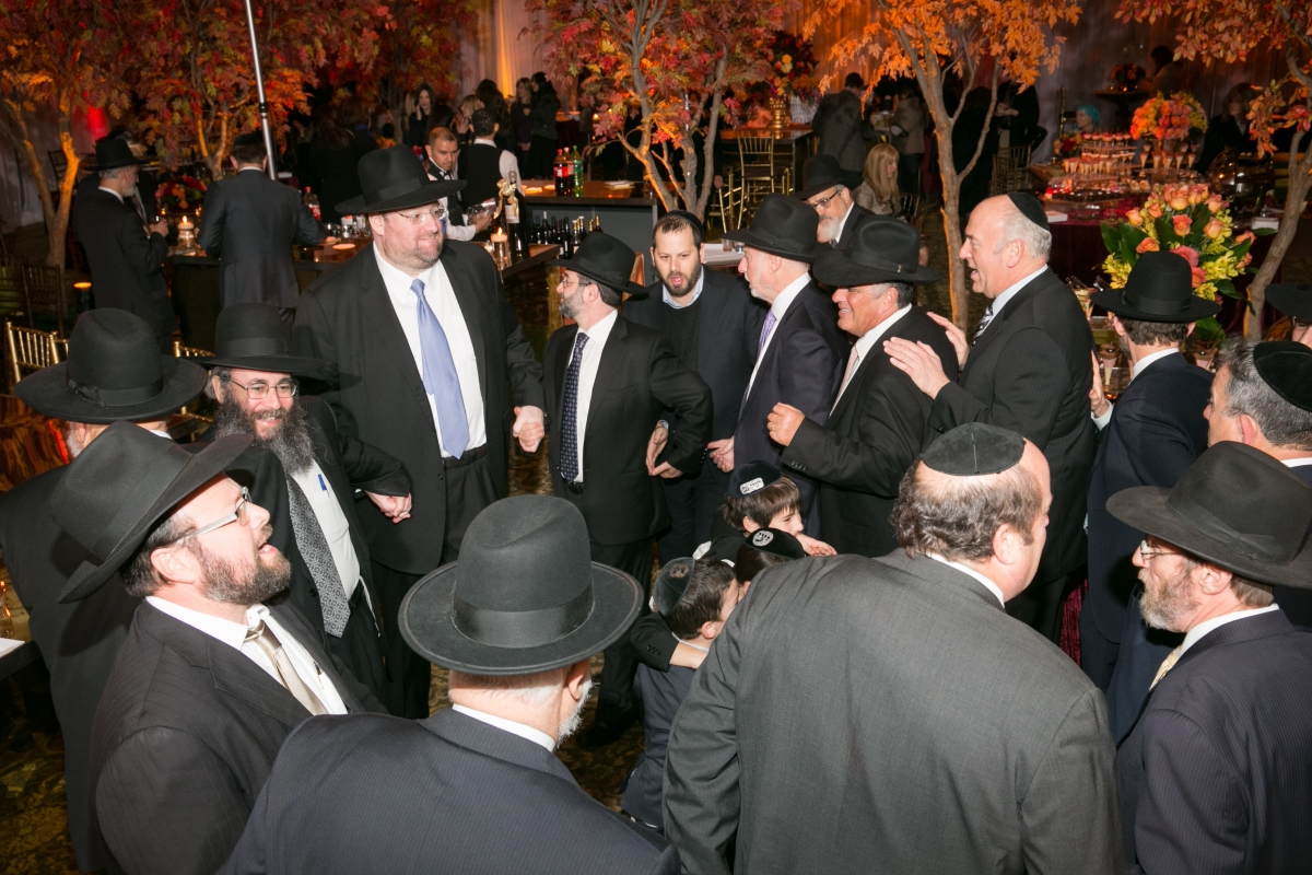 The Los Angeles Jewish Community Celebrates the Engagement of Yali Rechnitz to Shmuel Yissocher Dov Kornfeld of Montreal