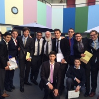 VTHS Students Take 1st and 2nd Place in Respective Divisions  of the Jewish Public Forum Debate Tournament