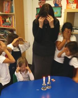 Pre-1A/1st Grade Shabbat Party