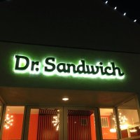 2 Dishes at Dr. Sandwich