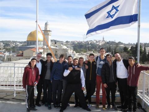 Israel Trip 2014, 1