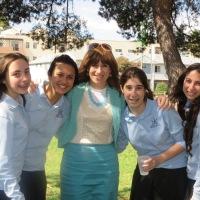 New Principal Brings New Energy to Valley Torah Girls Division