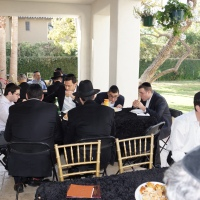 Los Angeles Yeshivas HaChaim holds Annual Breakfast