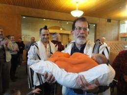 Random happenings at Kenesset Israel