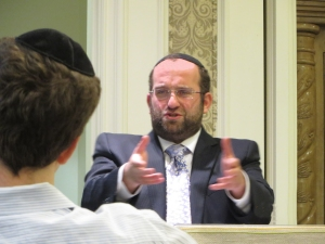 Rabbi Shlomo Einhorn Lectures on History of Orthodox LA(1)