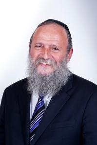 Hillel's Rabbi Sufrin Recipient of Prestigious Covenant Award