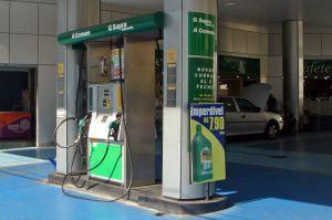 Sao Paulo ethanol pump