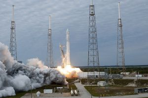 SpaceX-2 Mission Launch