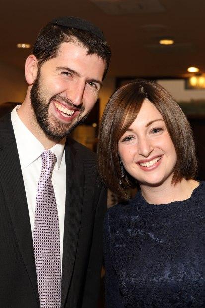 Rabbi Zev and Dr. Michal Goldberg