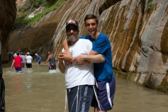 From the Beauty of Torah to the Beauty of Utah; Valley Torah Boys Bond Outside the Classroom (1)