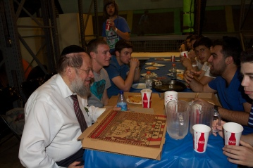 From the Beauty of Torah to the Beauty of Utah; Valley Torah Boys Bond Outside the Classroom (6)