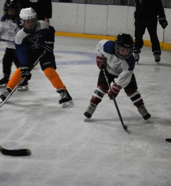Jewish Kids Hockey League Opens In La Jewish Home La