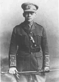 Jabotinsky in the Jewish Legion