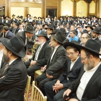 Los Angeles Evening of Tefilah for Am Yisroel