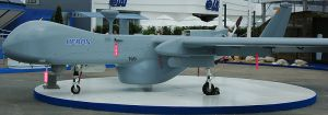 The Heron Drone