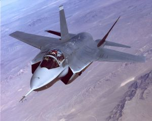 The X-35 Joint Strike Fighter