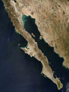 The Baja Peninsula