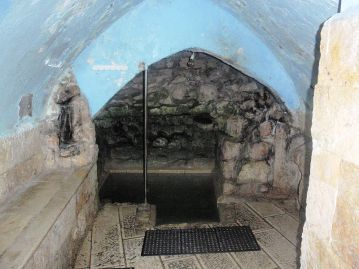 The Arizal's Mikvah