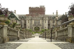 The Hatley Castle