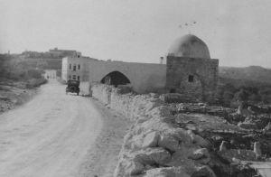Tomb of Rachel Imeinu, circa 1930