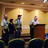 Yula Student Recognised as Eagle Scout