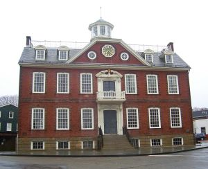 Old_Rhode_Island_State_House