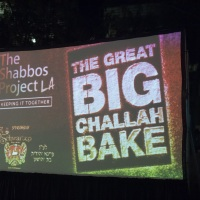 Shabbos Project brings Challah Bake to Los Angeles