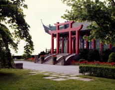 The Chinese Tea House