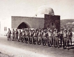The Jewish brigade, 1944