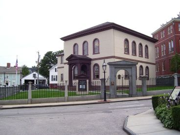 The Touro Synagogue