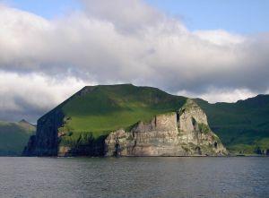 Alaskan Cliffs