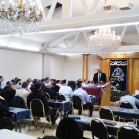 LINK Kollel Hosts Rabbi Dovid Kupinsky and Rabbi Moshe Weinberger