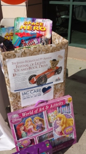 Toy and Book Drive (1)