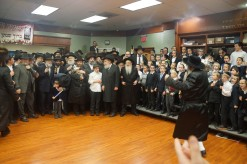 Dancing at the Siyum