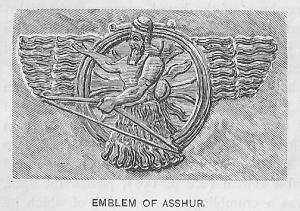 Emblem of Asshur