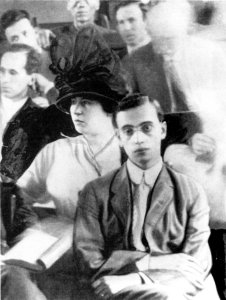 Leo Frank at trial