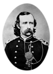Lt. Colonel George A. Custer