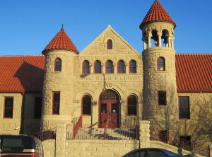 Western Heritage Center in Billings Montana Photo by ALH