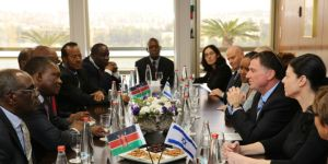 Israeli and Kenyan Parliaments sign agreement