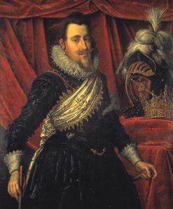 King Christian IV of Denmark