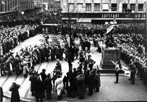 Occupied Denmark, Nov 17 1940