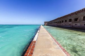 Fort Jefferson by Acroterion via Wikimedia Commons