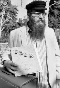 Schawrtzie in the early days of Jewish outreach