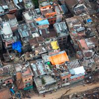 The Shock and the Aftershocks of the Nepal Earthquake; a Personal Account