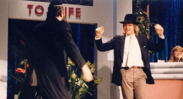 In the early years of the Chabad Telethon