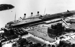 Pier 21, circa 1934
