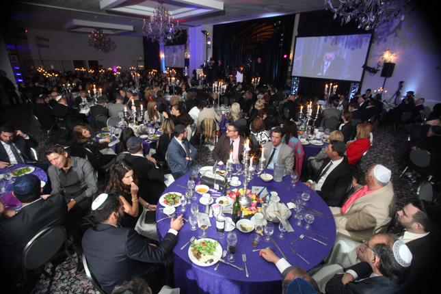 Chabad of the Valley Banquet2