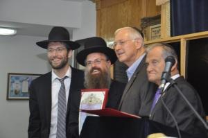 Hungarian Ambassador Honored4