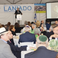 Mayor of Netanya Thanks Los Angeles for Supporting Laniado Hospital
