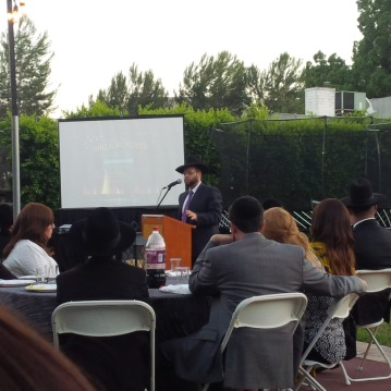 Valley Night Kollel Celebrates Its First Year